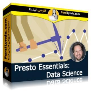 لیندا _ آموزش Presto : علم داده (با زیرنویس)