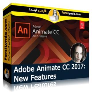 لیندا _ آموزش امکانات جدید Adobe Animate CC 2017 (با زیرنویس)