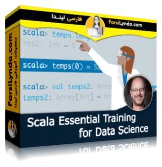 لیندا _ آموزش جامع اسکالا برای متخصصین علوم داده (با زیرنویس فارسی AI)