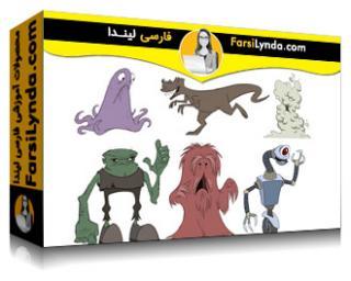 لیندا _ آموزش مبانی انیمیشن: طراحی شخصیت های کارتونی (با زیرنویس فارسی AI)