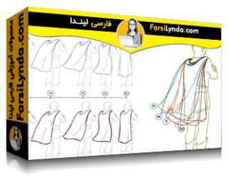 لیندا _ آموزش انیمیت دو بعدی : مو و لباس (با زیرنویس فارسی AI)