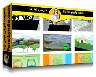 لیندا _ آموزش طراحی موشن گرافیک : استوری بوردها و انیمیشن ها (با زیرنویس فارسی AI)