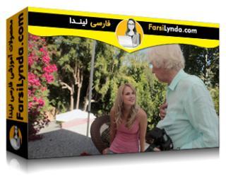 لیندا _ آموزش داگلاس کرکلند در عکاسی: پرتره با نور طبیعی (با زیرنویس فارسی AI)