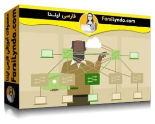 لیندا _ آموزش عملی شبکه سازی نرمافزار (بخش 4): SDN و برنامه OpenFlow (با زیرنویس فارسی AI)