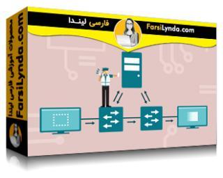 لیندا _ آموزش شبکه سازی عملی نرم افزاری ، بخش 2 : مبانی SDN و OpenFlow (با زیرنویس)