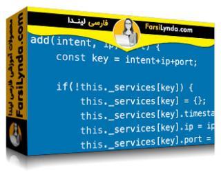 لیندا _ آموزش Node.js: ساخت اولین میکرو سرویس (با زیرنویس)