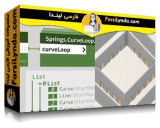 لیندا _ آموزش پیشرفته رویت و دینامو برای طراحی داخلی (با زیرنویس فارسی AI)