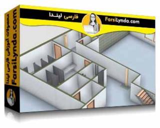 لیندا _ آموزش رویت: طراحی داخلی حرفه ای دفترکار (با زیرنویس فارسی AI)