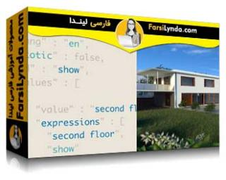 لیندا _ آموزش ساخت برنامه های واقعیت افزوده با کنترل صوتی (بخش 2) : ساخت یک بروشور مشاور املاک (با زیرنویس فارسی AI)
