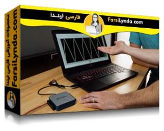 لیندا _ آموزش استخراج اطلاعات با LabVIEW (با زیرنویس فارسی AI)