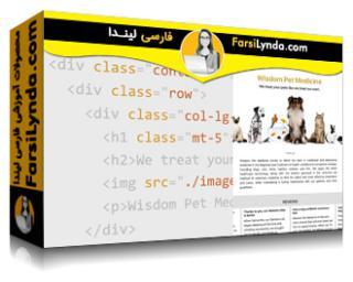 لیندا _ آموزش ساخت یک وب سایت سریع ، تمیز و ارزان با الگوهای بوت استرپ (با زیرنویس فارسی AI)