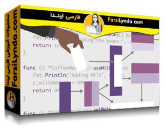 لیندا _ آموزش الگوهای طراحی در GO (با زیرنویس فارسی AI)